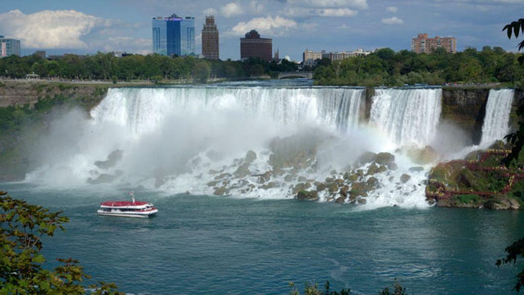 Niagara Falls, en EEUU
