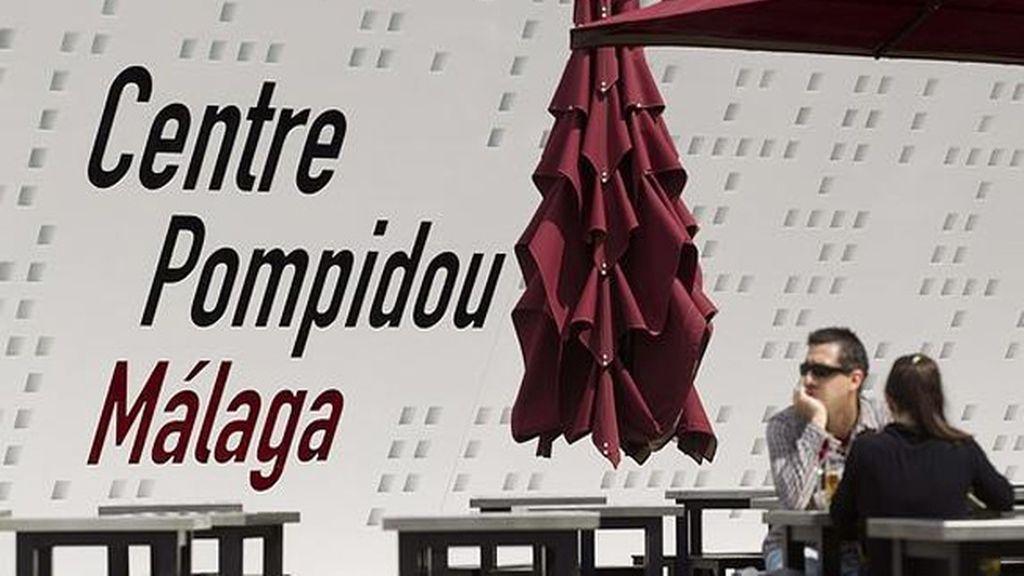 Inauguración del Centro Pompidou Málaga