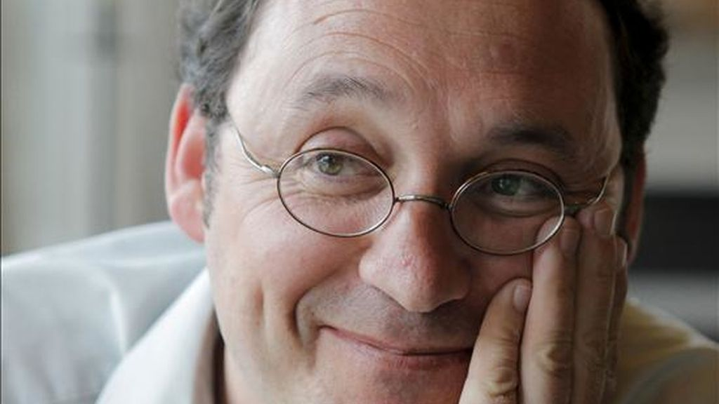 """El fiscal del caso del hundimiento del petrolero """"Prestige"""", Alvaro García Ortiz, durante una entrevista con EFE en la que ha señalado que el proceso judicial entra en su fase final previa a la convocatoria del macrojuicio que prevé celebrarse en A Coruña en los próximos meses. EFE"""