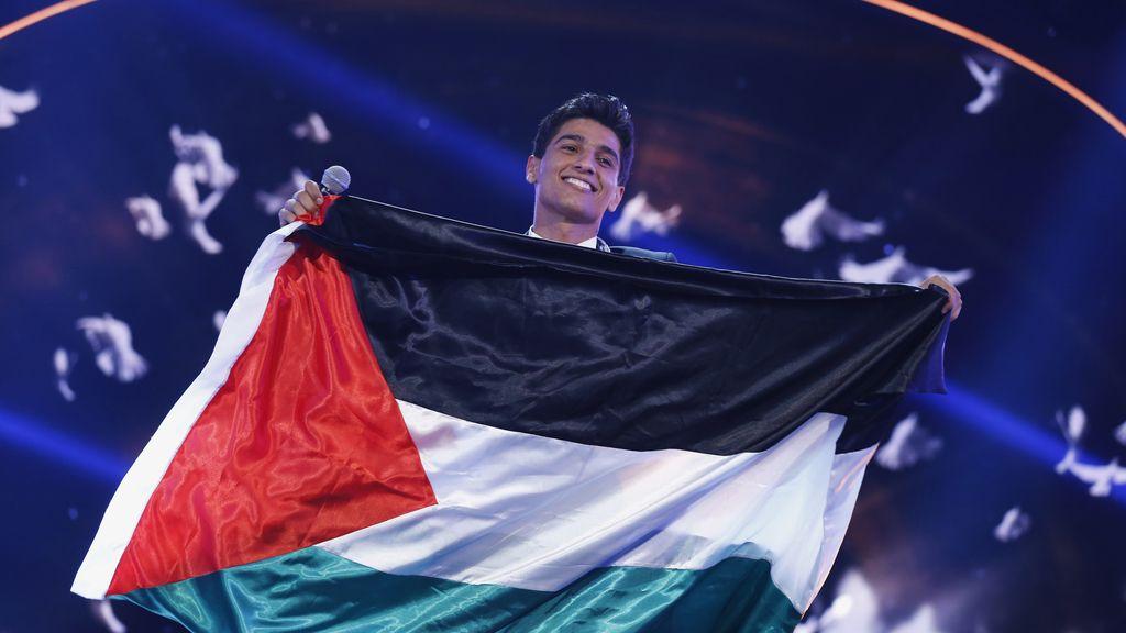 El ganador de Arab Idol, embajador de los refugiados palestinos ante la ONU