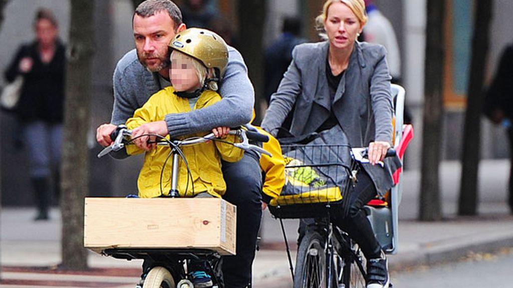 En bici para ahorrarse atascos