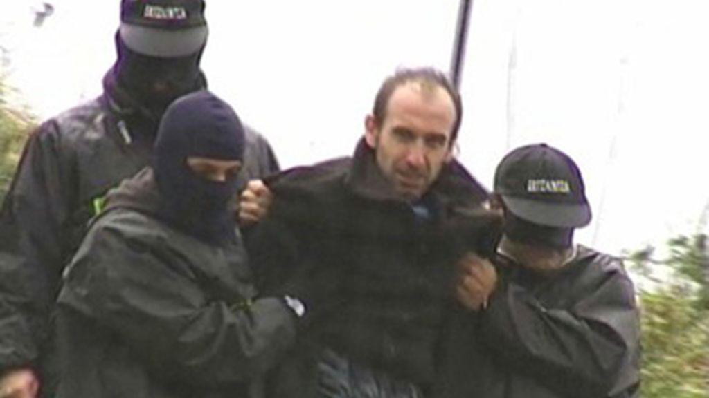 Detenidos dos presuntos etarras relacionados con el 'comando' desarticulado la semana pasada