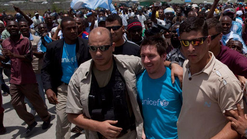 Un año con Haití