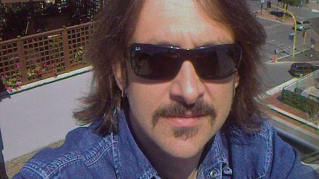 Giampaolo Pace, de 43 años, visitaba a sus padres en el momento de la tragedia
