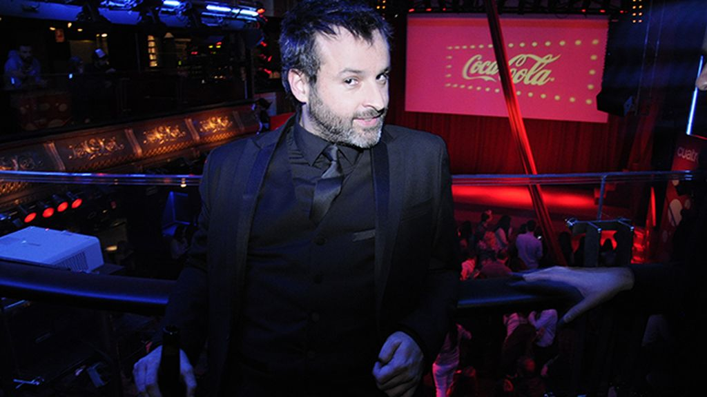 """José Luis Huertas, uno de los actores que nos acompañarán cada viernes en """"Dreamland"""""""