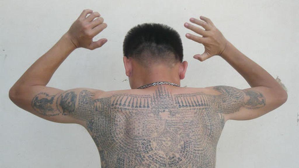 La espalda. como un libro