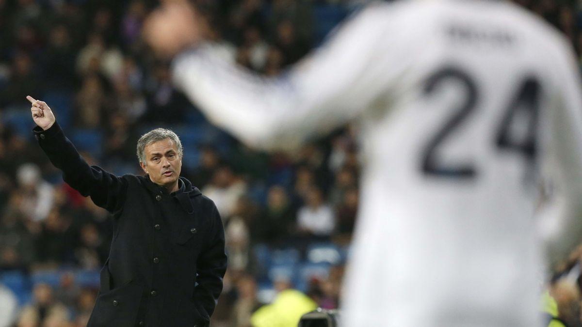 Mourinho, Real Madrid