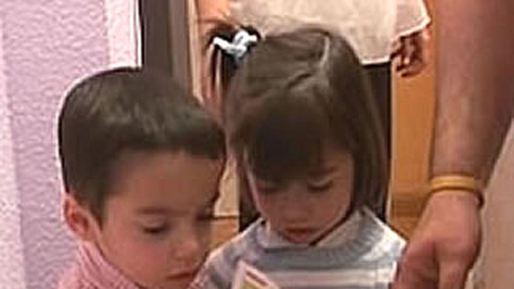 Marcos y Sofía