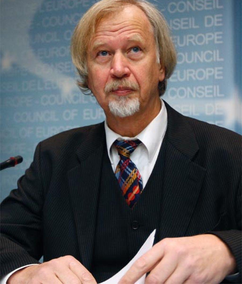 El máximo representante de la Comisión de Salud del Consejo de Europa, Wolfgang Wodarg