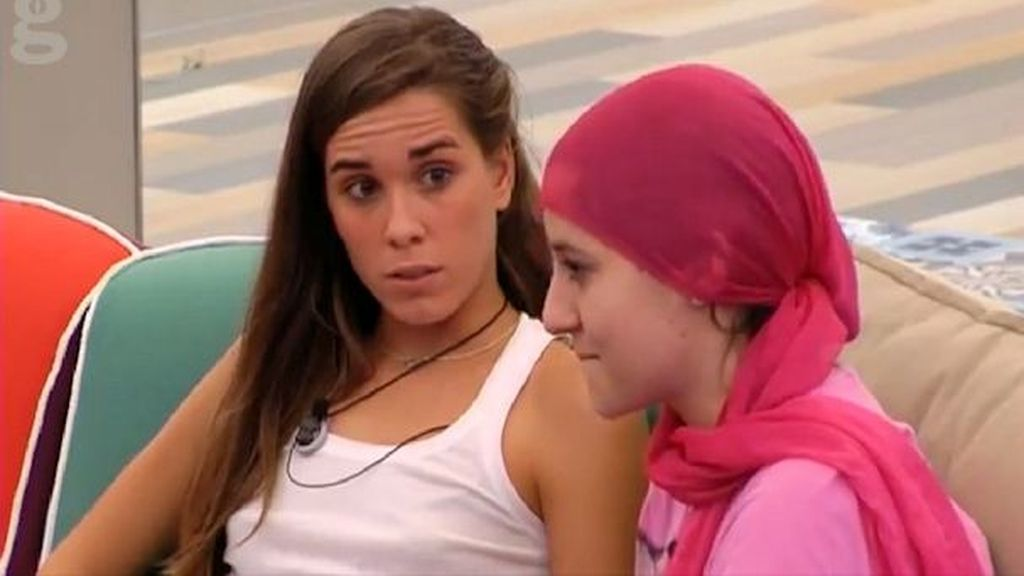 Alejandra y Xamy