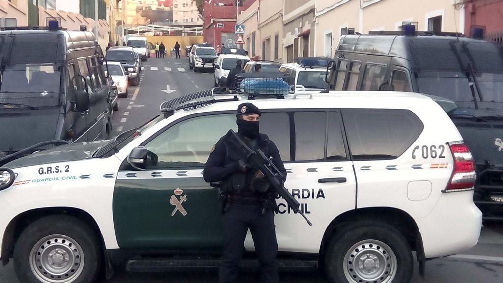 Dos detenidos en Melilla acusado de labores de captación de yihadistas