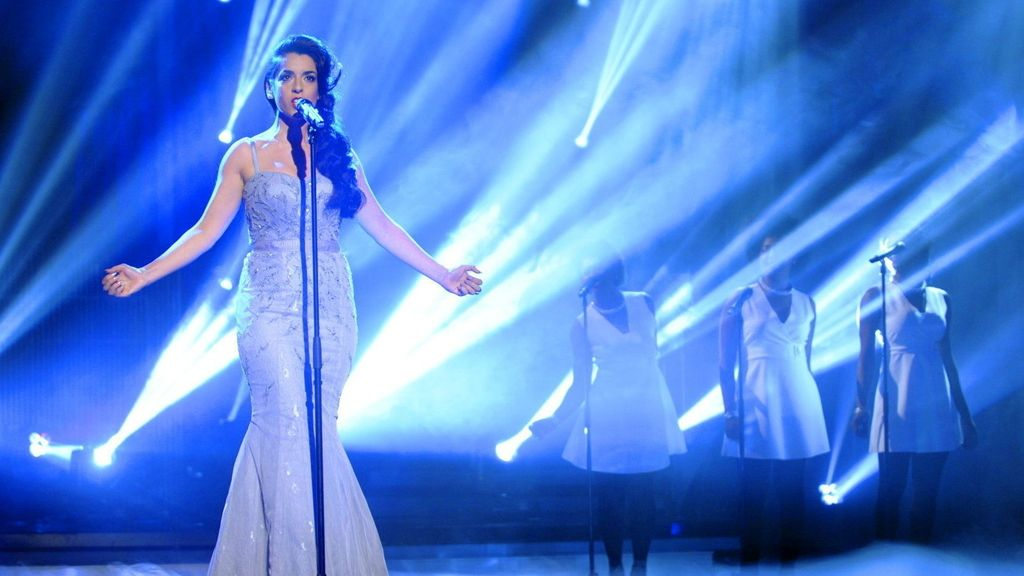 Ruth Lorenzo rumbo a Copenhague para representar a España en Eurovisión
