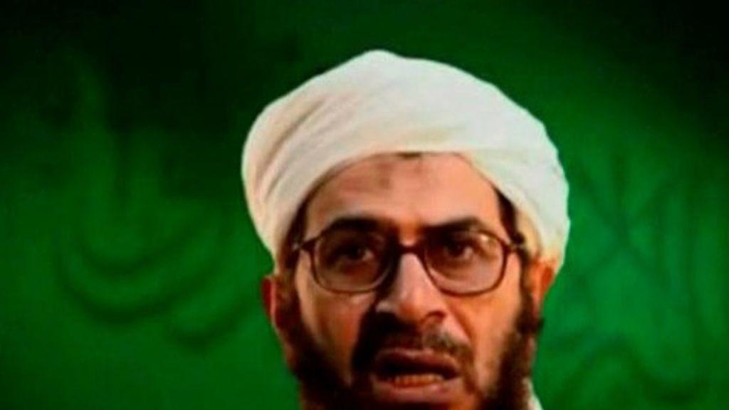 Imagen del terrorista asesinado.