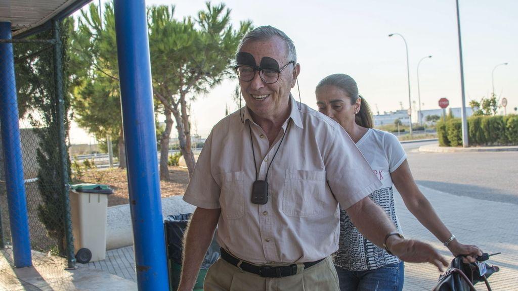 Antonio Alemany ingresa en prisión