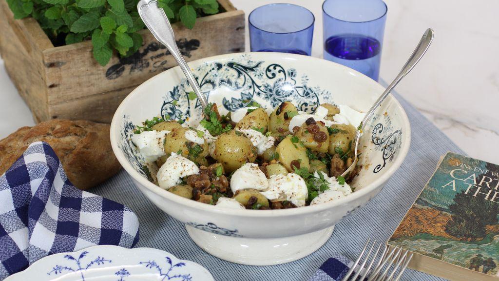 Patatas 'embarrás' de 'Robin Food'