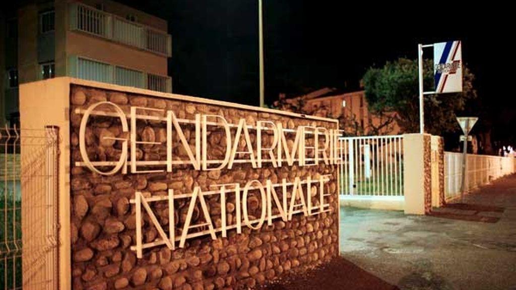 Fachada gendarmería