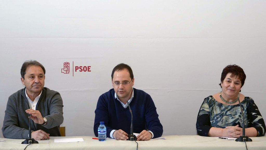 Cesar Luena en Segovia