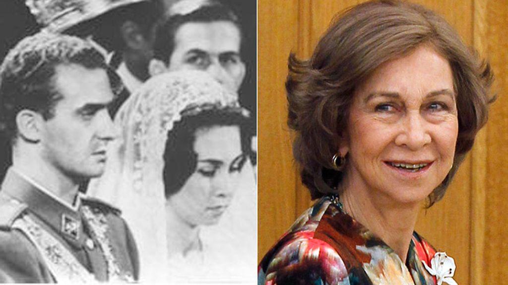 Los 75 años de la Reina Sofía