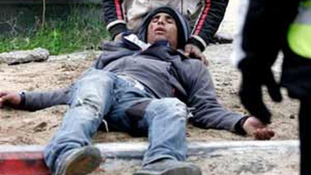 Gaza inicia el año con más violencia. Video: Atlas