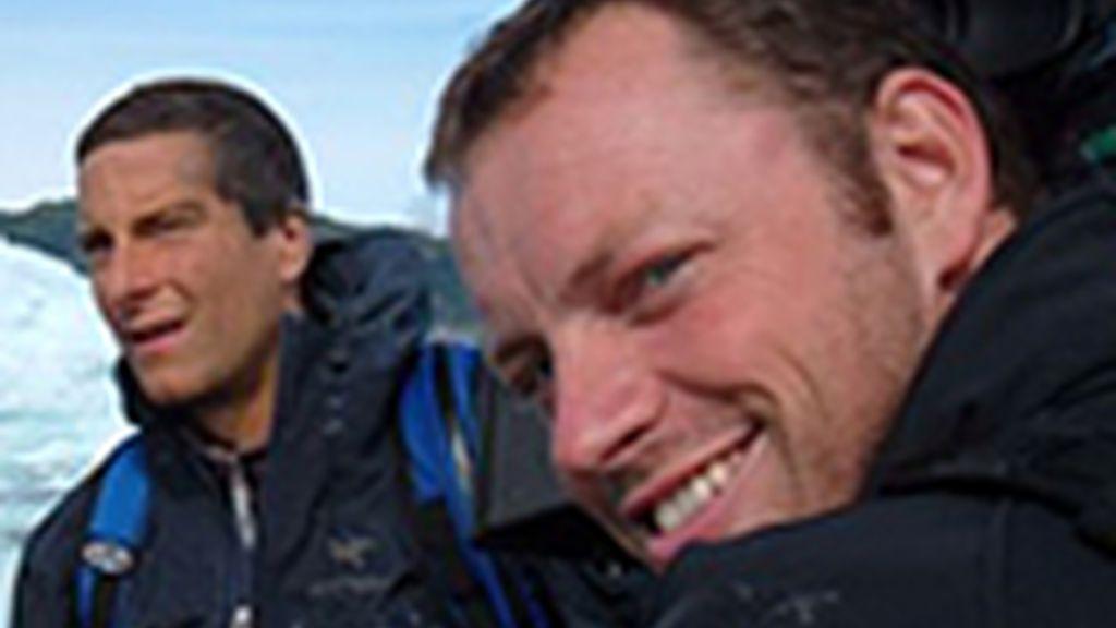 Simon Reay, operador de cámara del último superviviente