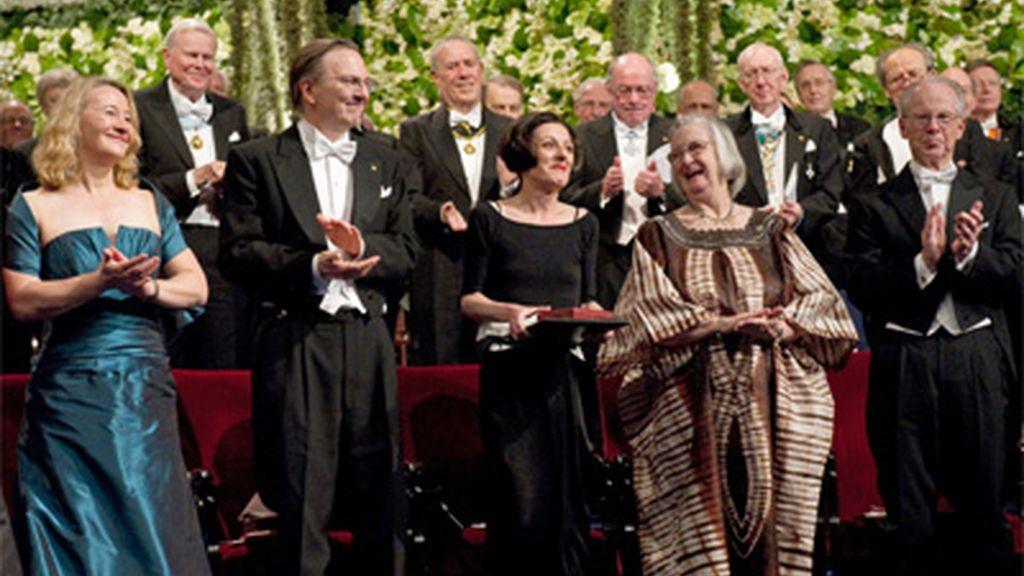 Los ganadores del premio Nobel de 2010