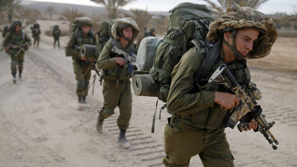Los soldados israelíes comenzarán a retroceder posiciones en 24 horas