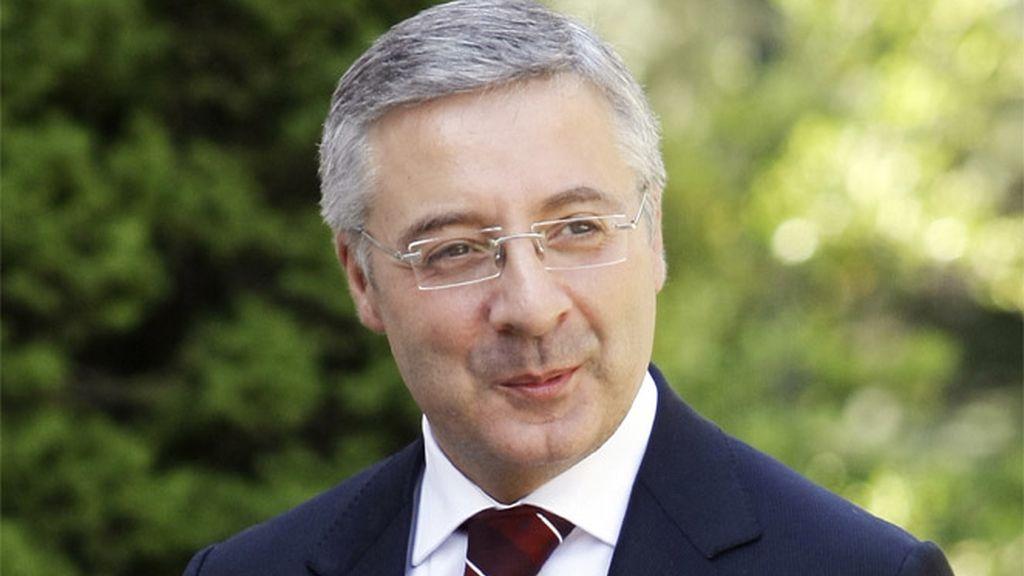 El ministro de Fomento, José Blanco