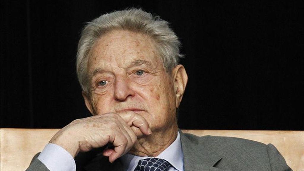 El multimillonario George Soros se casa por tercera vez a los 83 años