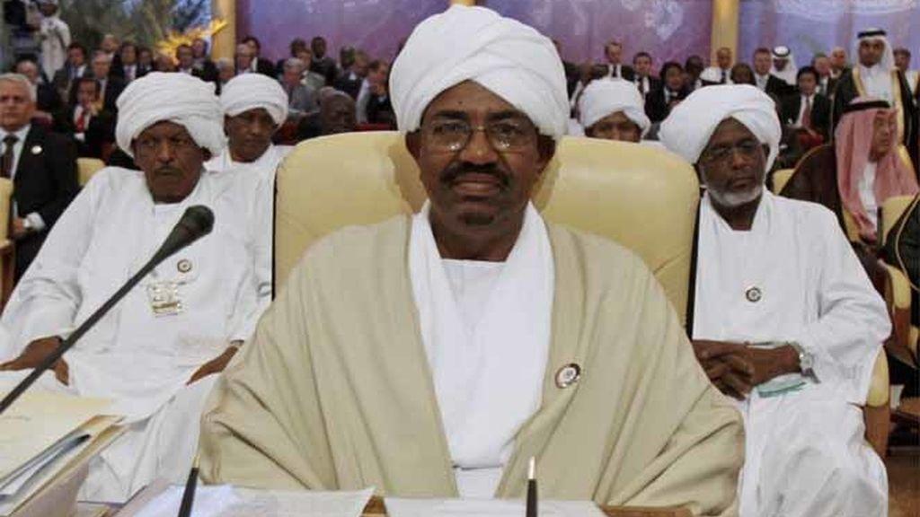 Omar al Bachir en la Liga Árabe