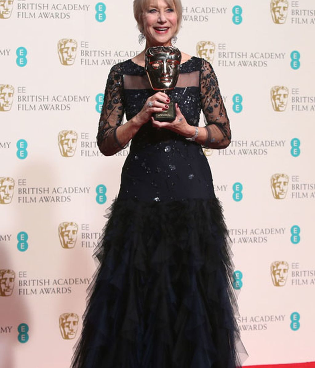 Helen Mirren, BAFTA honorífico