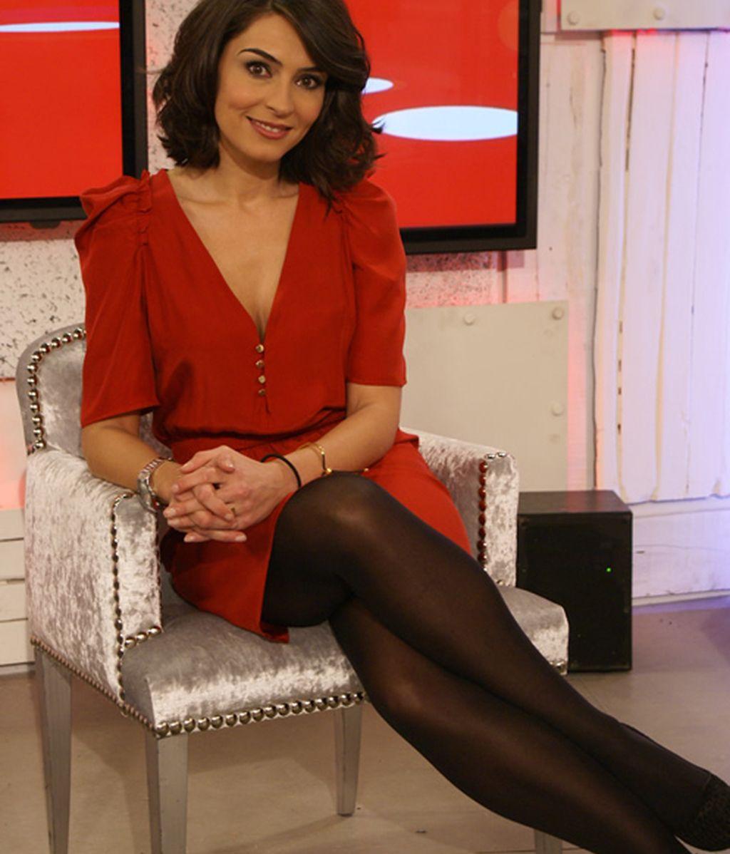 Marta Fernández recibió a la web de Cuatro
