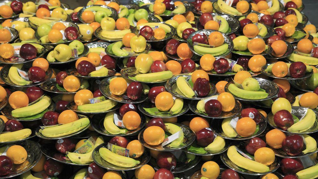 La fruta que engorda