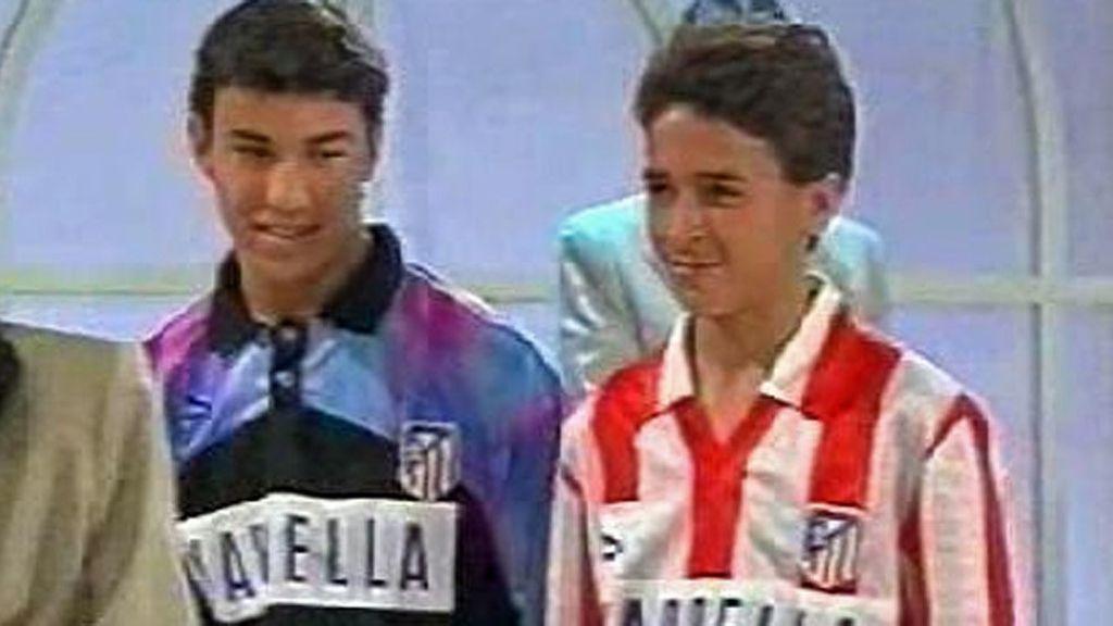 Raúl se formó en San Cristóbal de Los Ángeles y pasó por el Atlético de Madrid