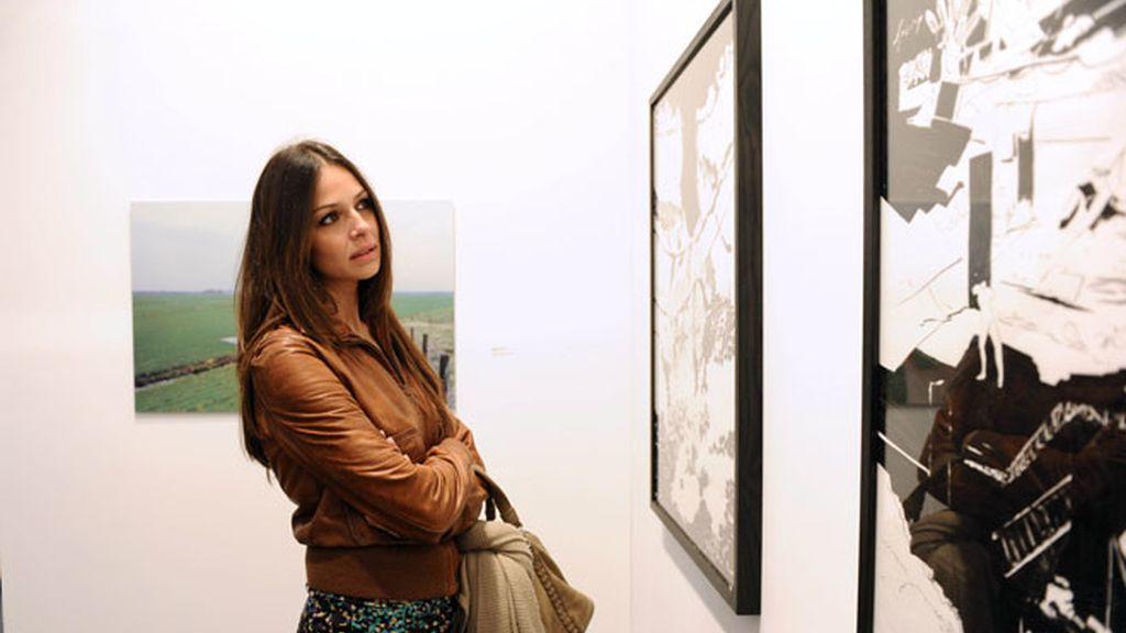 Eva González, Cayetano Rivera y otros famosos visitan ARCO