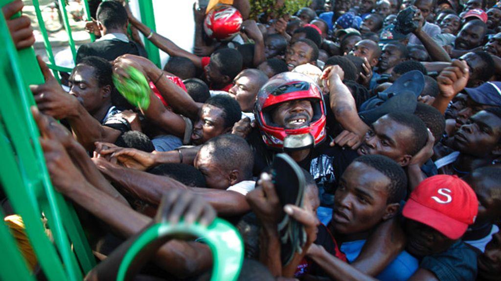 Caos en Haití