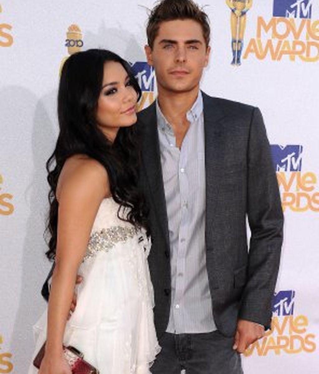 Besos antilésbicos, o los MTV awards