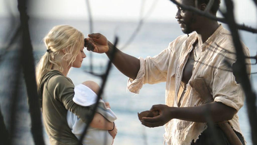 Claire y Eko