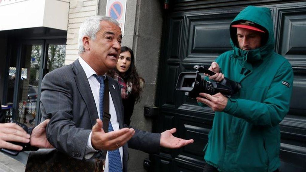 Detienen a Luis Pineda, presidente de Ausbanc