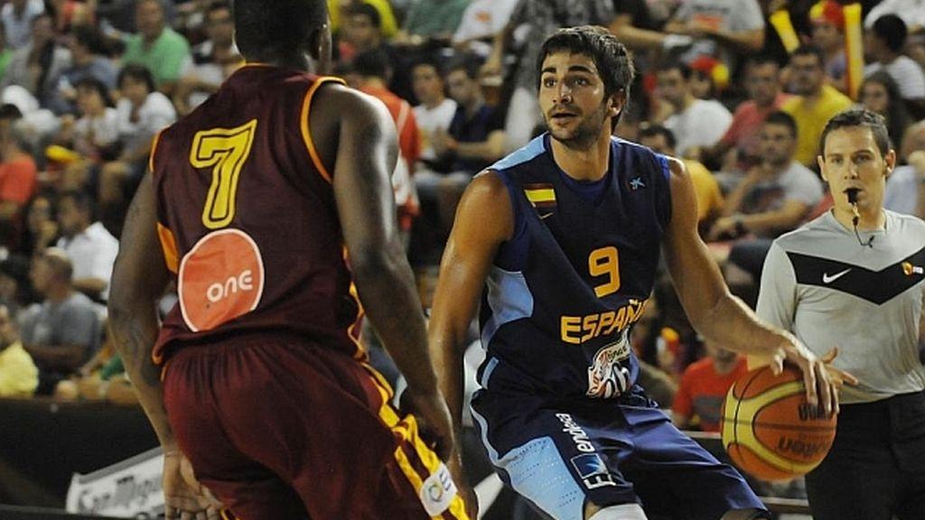 Ricky Rubio, Eurobasket