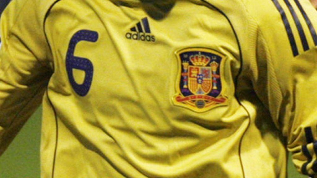 Camista amarilla Eurocopa
