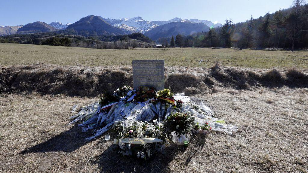 Homenaje por las víctimas de Germanwings