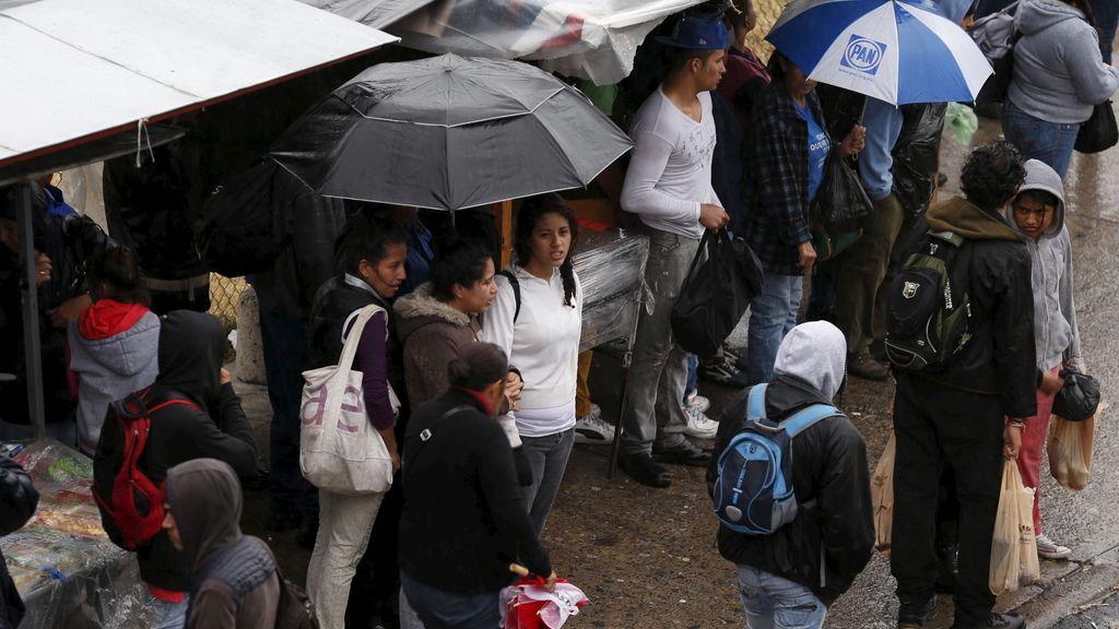 El huracán 'Patricia' se debilita hasta categoría dos tras tocar tierra en México