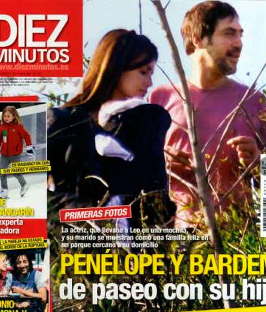 Leo Bardem Cruz, un posado y mil robados