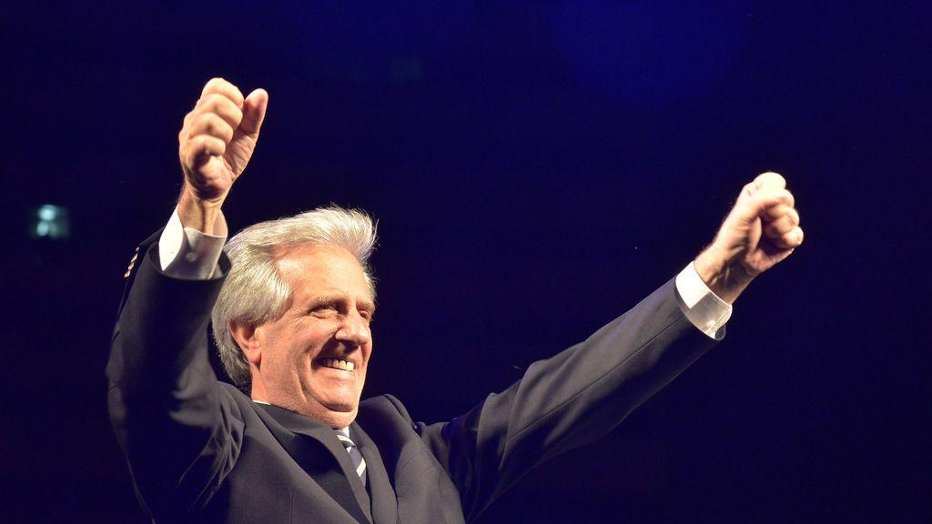 Tabaré Vázquez, presidente electo de Uruguay