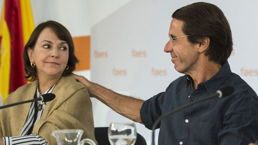 José María Aznar, Presidente de la Fundación FAES
