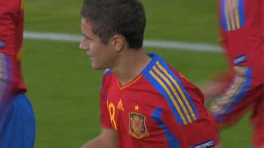 Ander Herrera, autor del gol