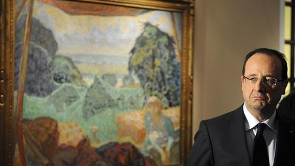Francia incumplió el objetivo de déficit de 2012