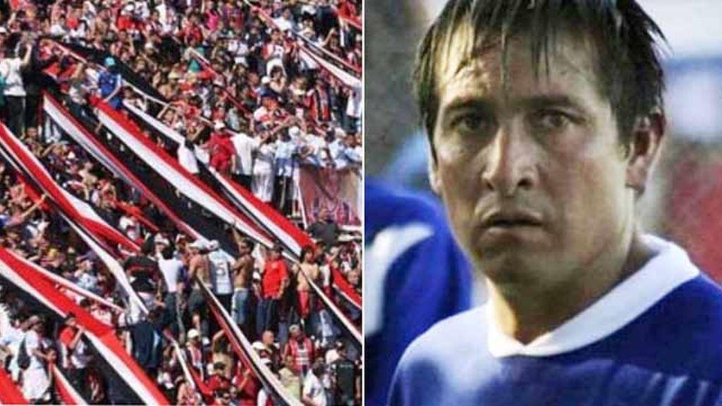 Franco Nieto, barras bravas Chacarita