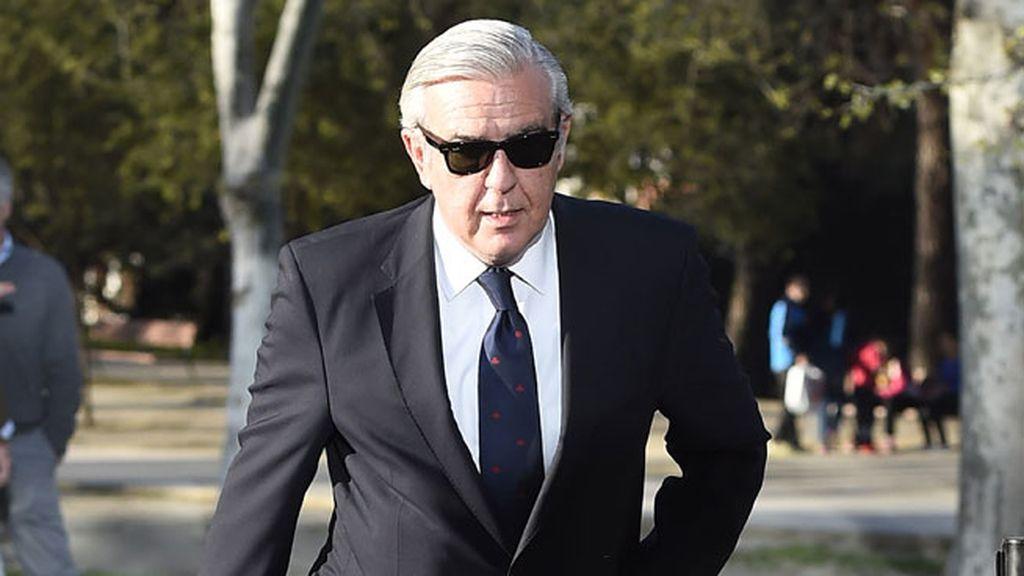El abogado Antonio Camuñas
