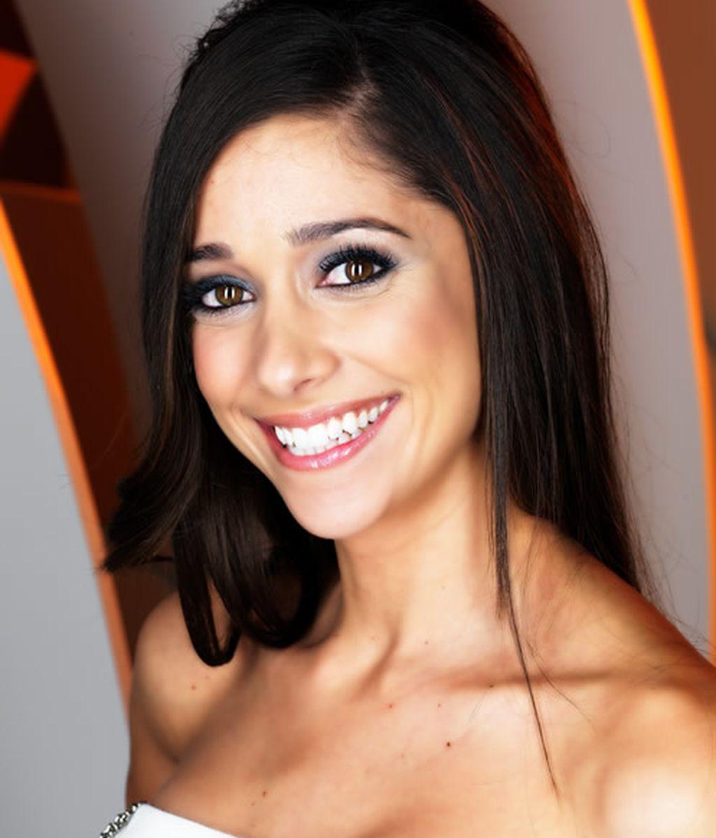 Mariam Hernández, presentadora de Vaya Tropa